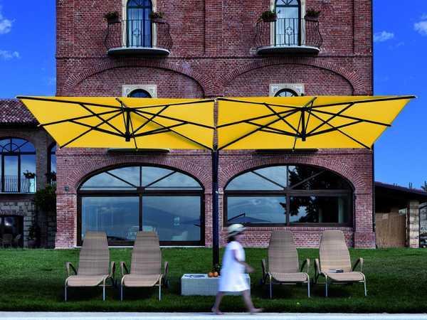 Зонт профессиональный двухкупольный Soleado Componibili