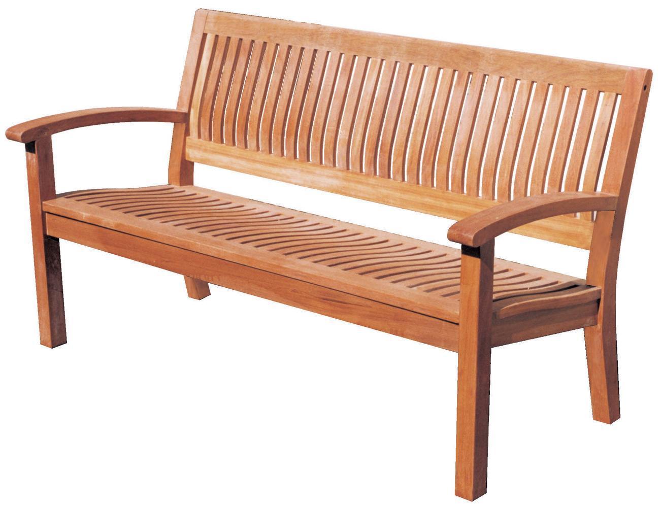 Скамейка деревянная Kingsbury
