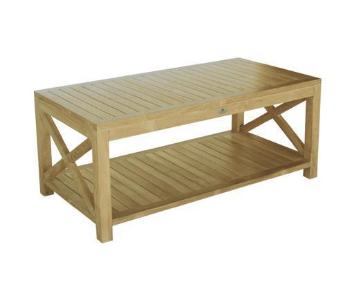 Стол деревянный журнальный Venezia