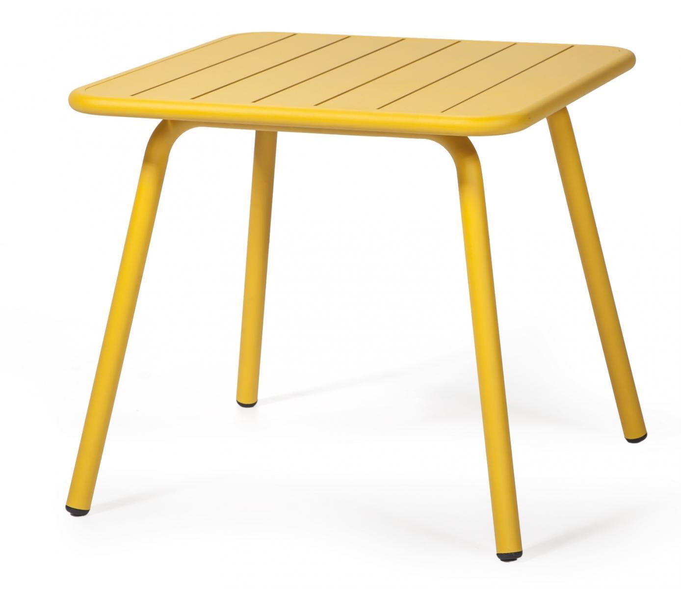 Стол металлический Porto Table 8080