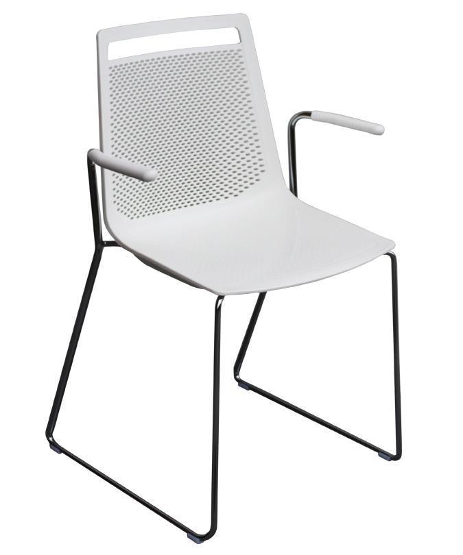 Кресло пластиковое Akami SS