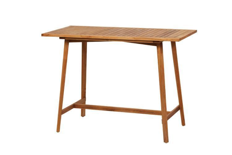 Стол деревянный барный Gipsy