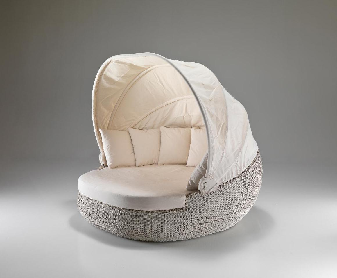 Лаунж-диван с капюшоном Sphera