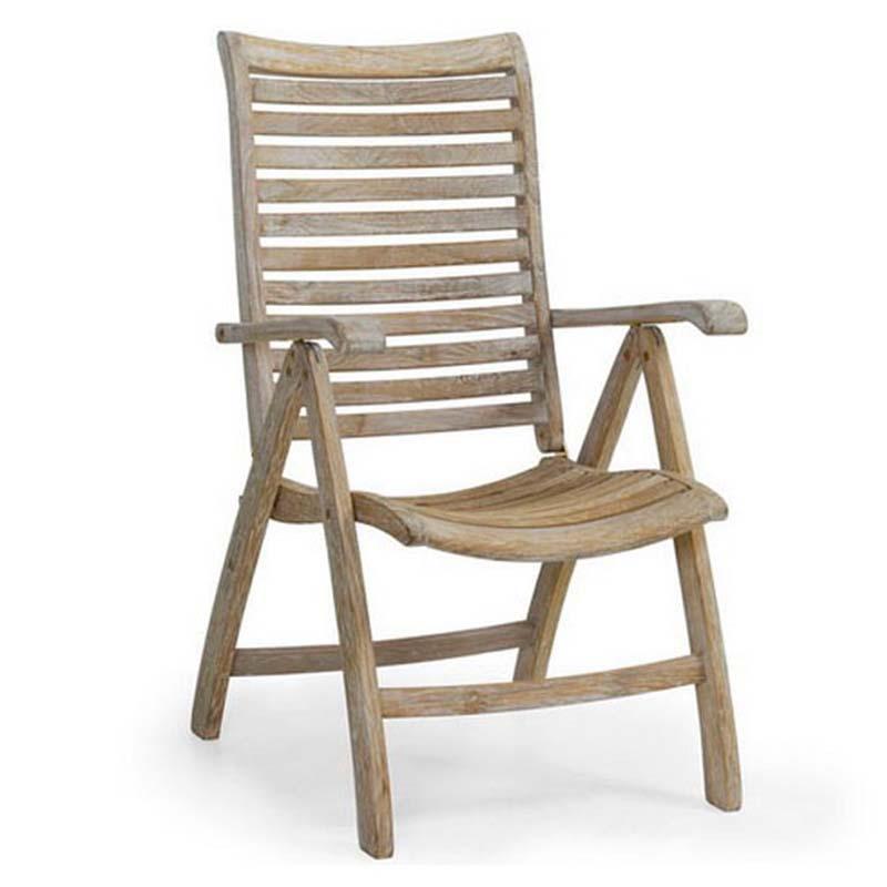Кресло деревянное Karlo