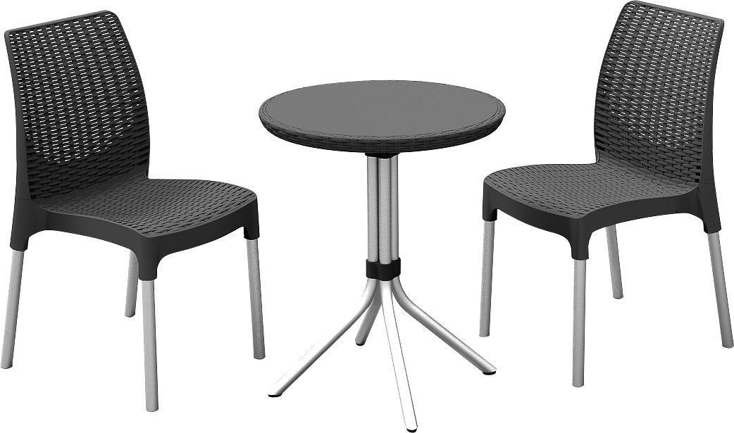 Комплект пластиковой мебели Chelsea set
