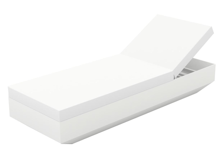 Лежак пластиковый Vela Sun Chaise Basic