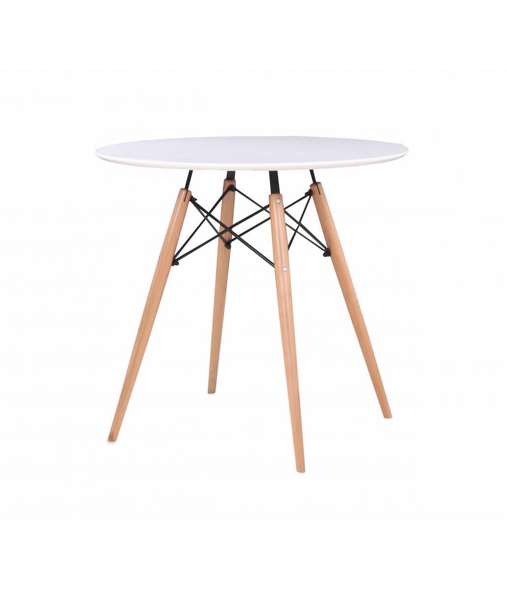 Стол деревянный Eames DSW