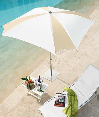 Зонт пляжный профессиональный Mondrian