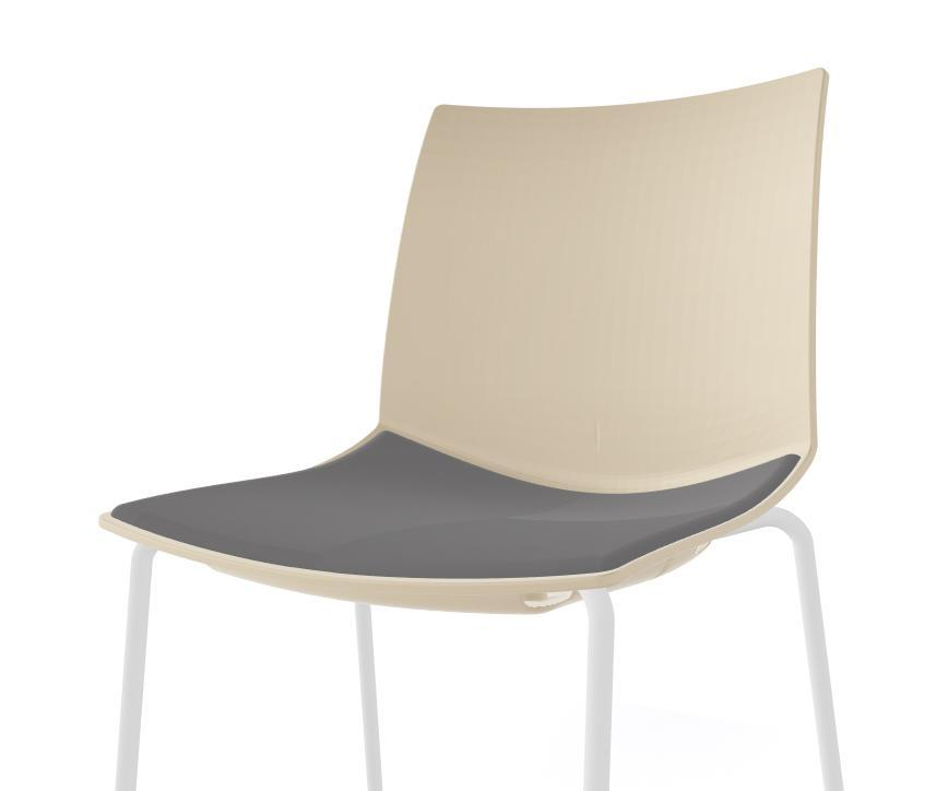 Подушка на сиденье Kanvas Cushion