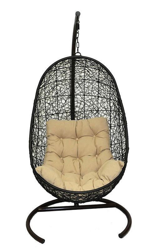 Кресло плетеное подвесное Изи