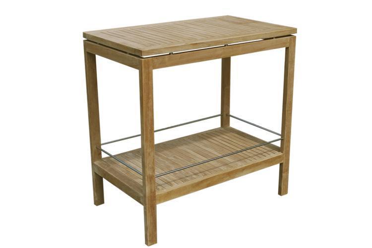 Стол деревянный консольный Illusion