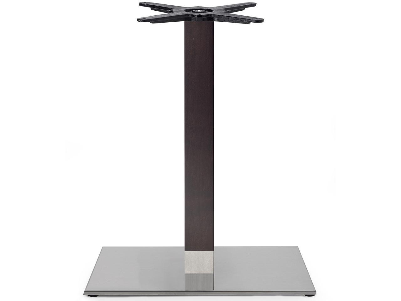 Подстолье деревянное Natural Tiffany base rectangular shaped