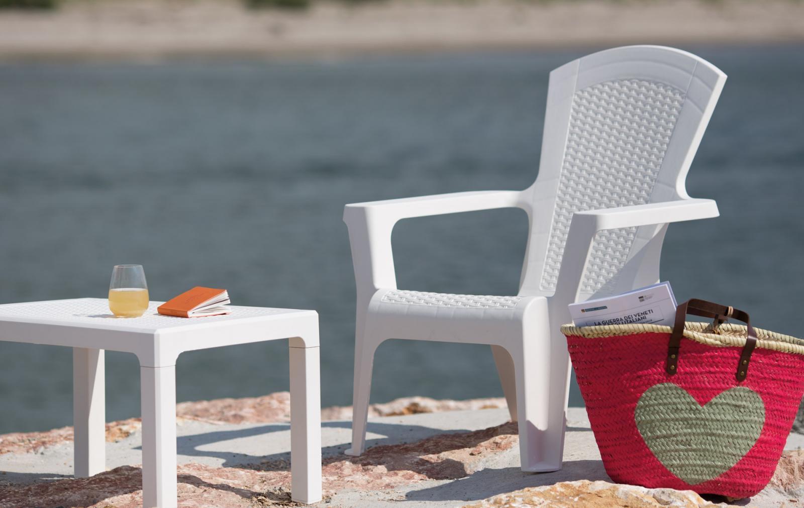 Кресло пластиковое Panama