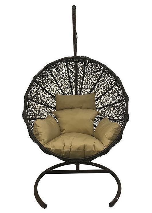 Кресло плетеное подвесное Ола