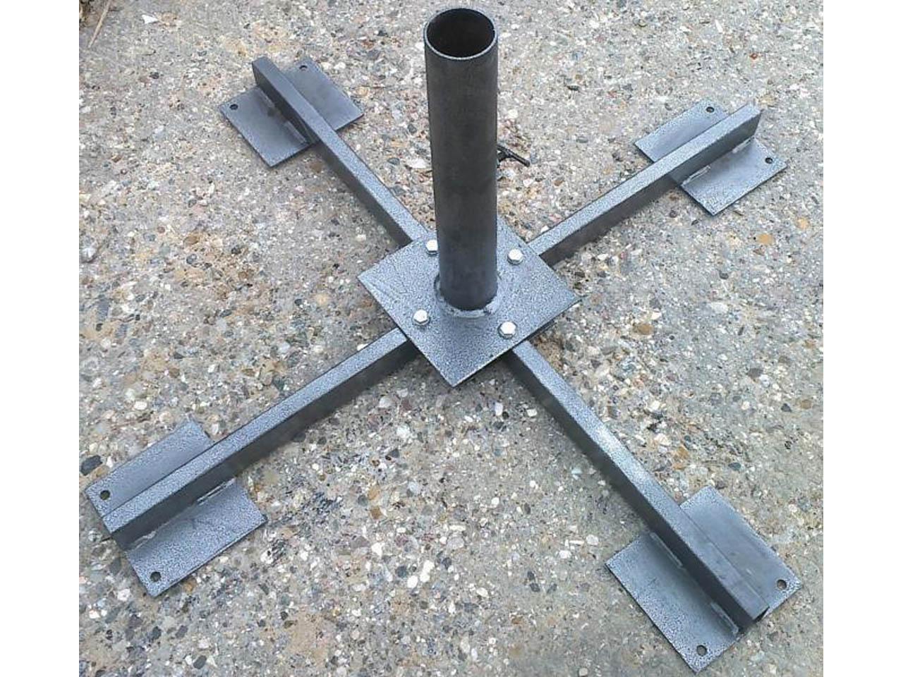 Основание для зонтов 44, 44Т, 43 и 43/telescopic