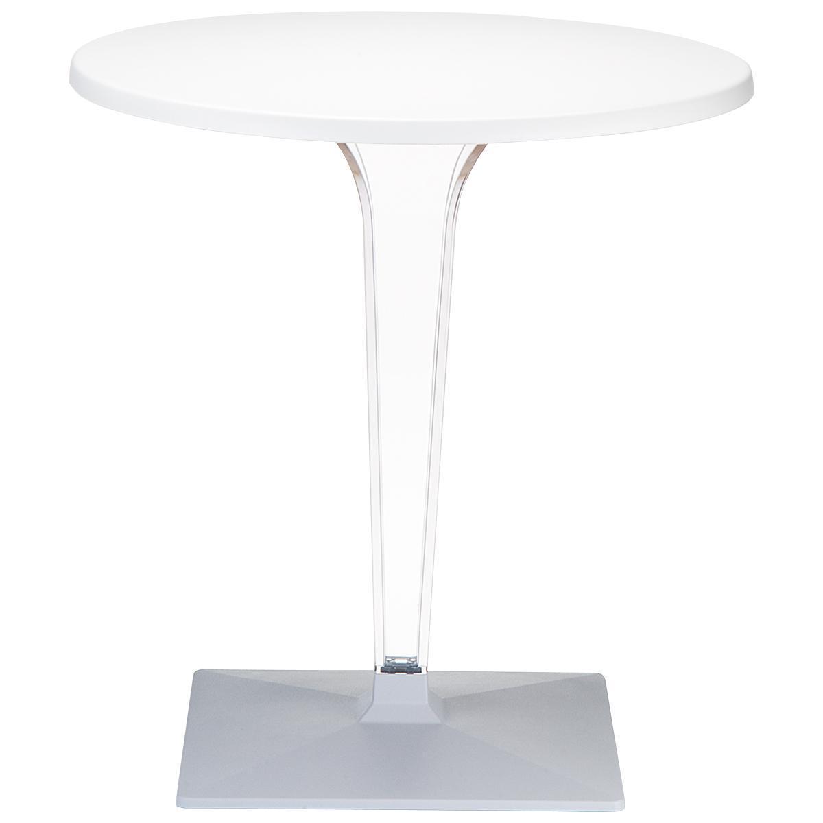 Стол пластиковый Ice
