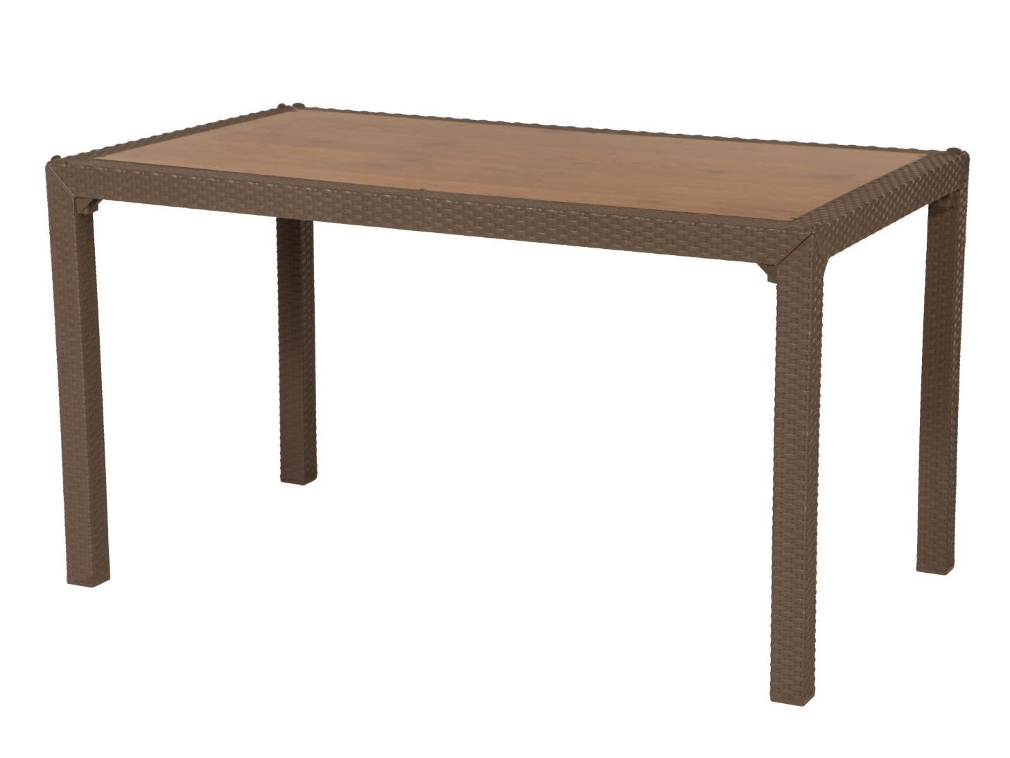Стол пластиковый Nevada 80x140 Table