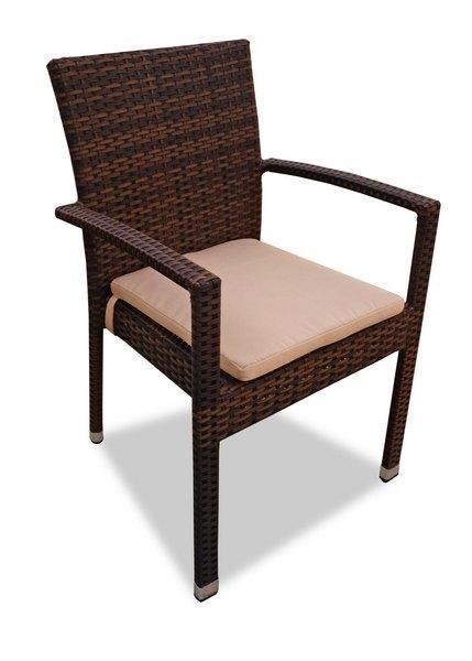 Кресло плетеное Milano