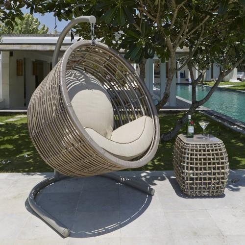 Кресло плетеное подвесное Dynasty/Mercy