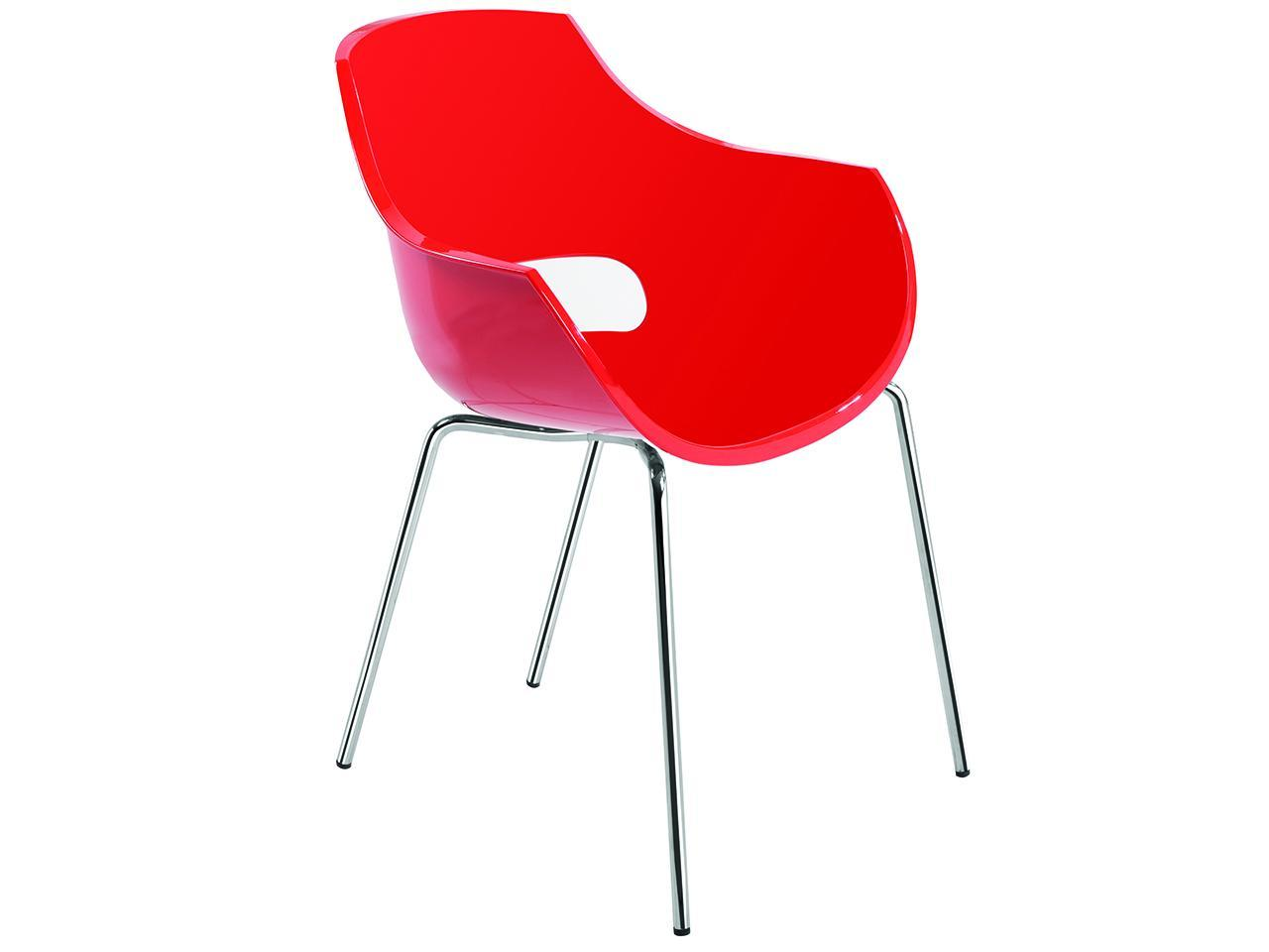 Кресло пластиковое Opal