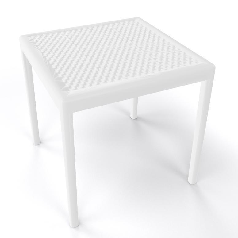 Столик пластиковый кофейный Minush