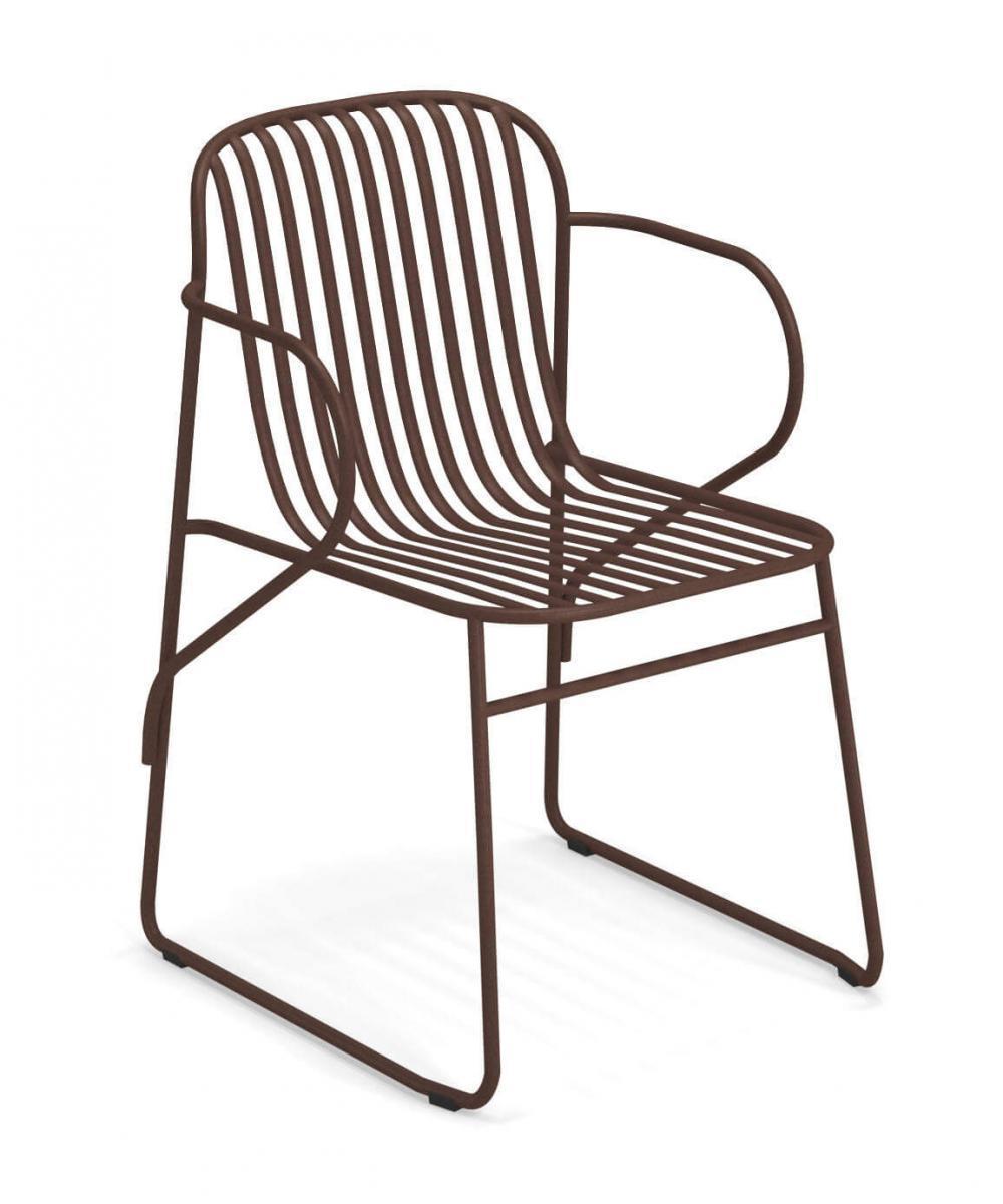 Кресло металлическое Riviera