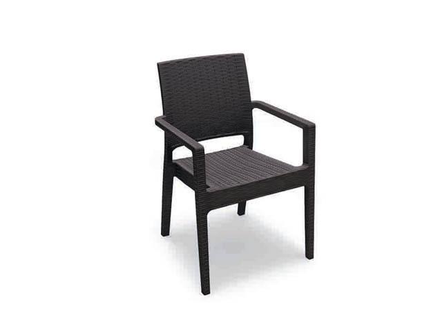 Кресло плетеное GS 1006