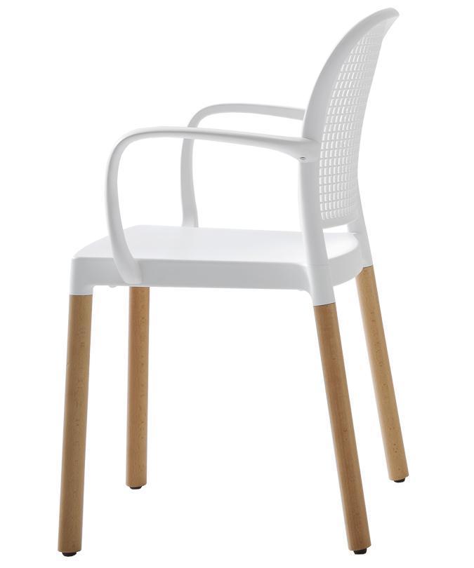 Кресло пластиковое Panama BL