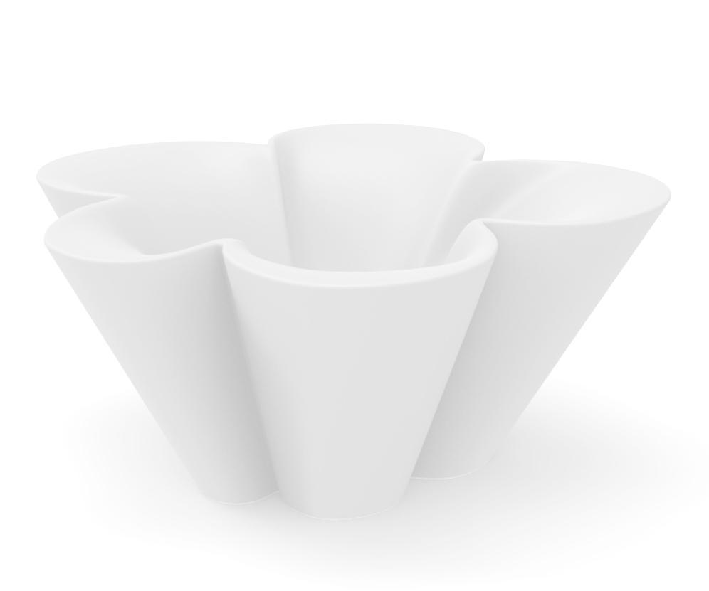 Кашпо пластиковое Agatha Planter Basic
