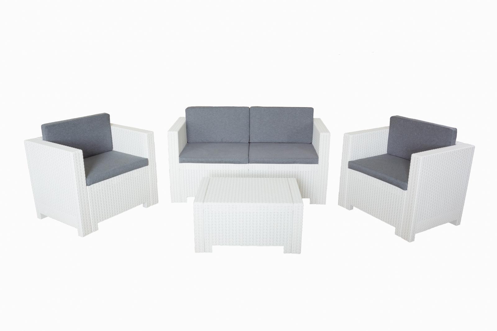 Комплект пластиковой мебели Colorado 2