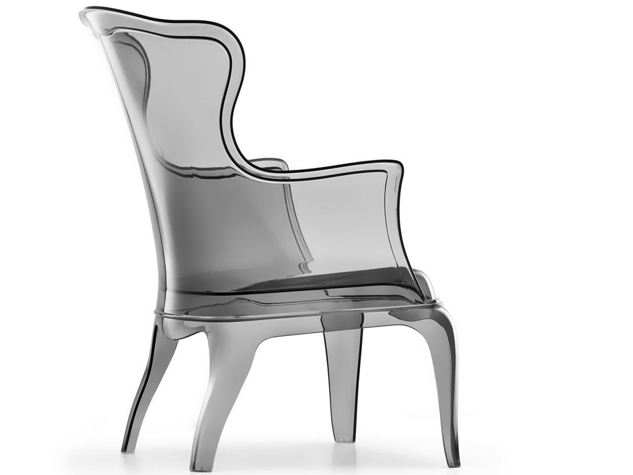 Кресло прозрачное Pasha