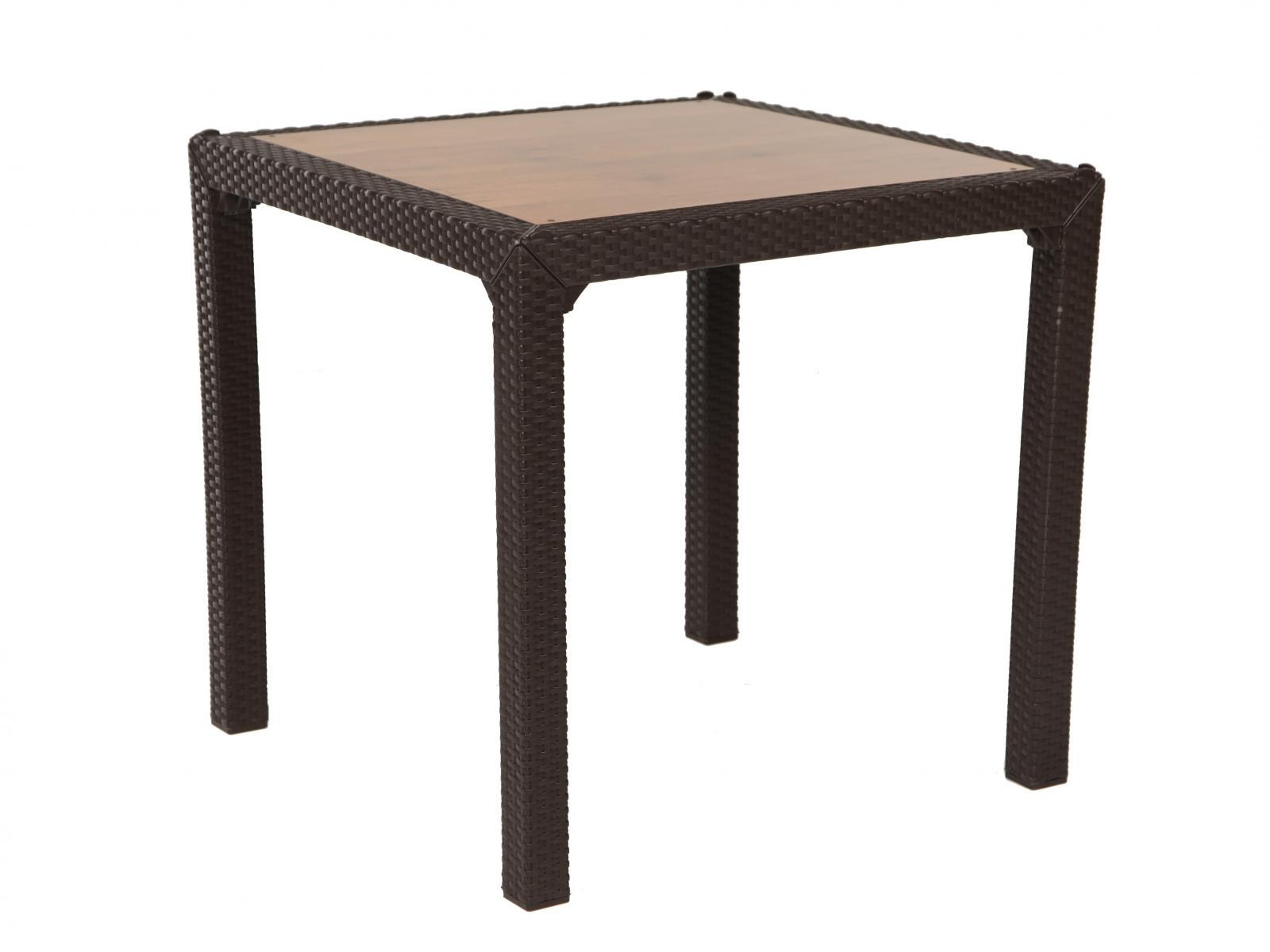 Стол пластиковый Nevada 80x80 Table