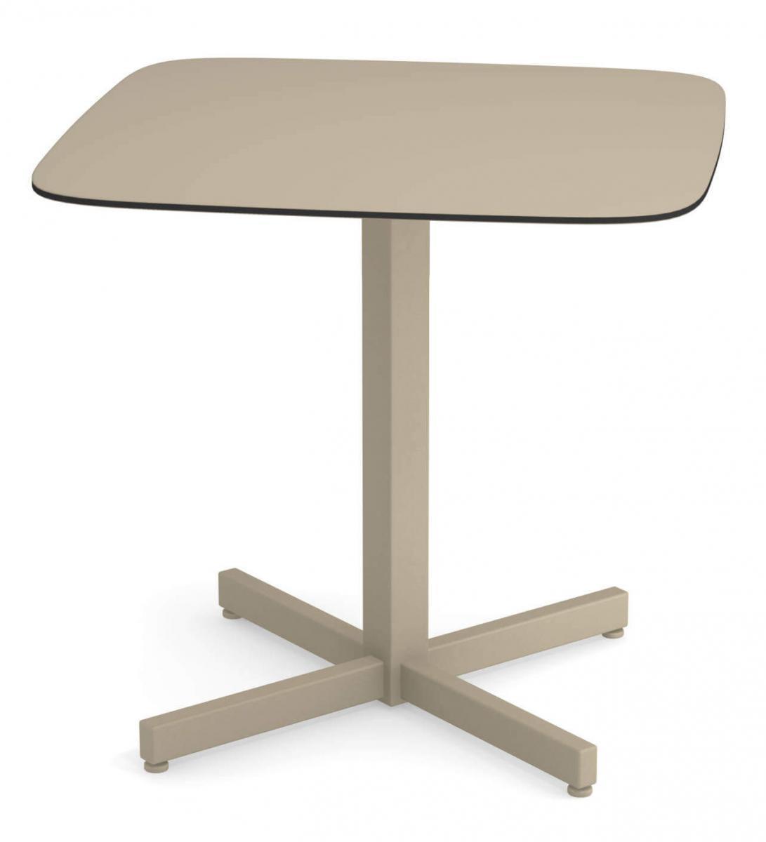 Стол из HPL-пластика Shine