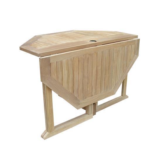 Стол деревянный складной Telemaco