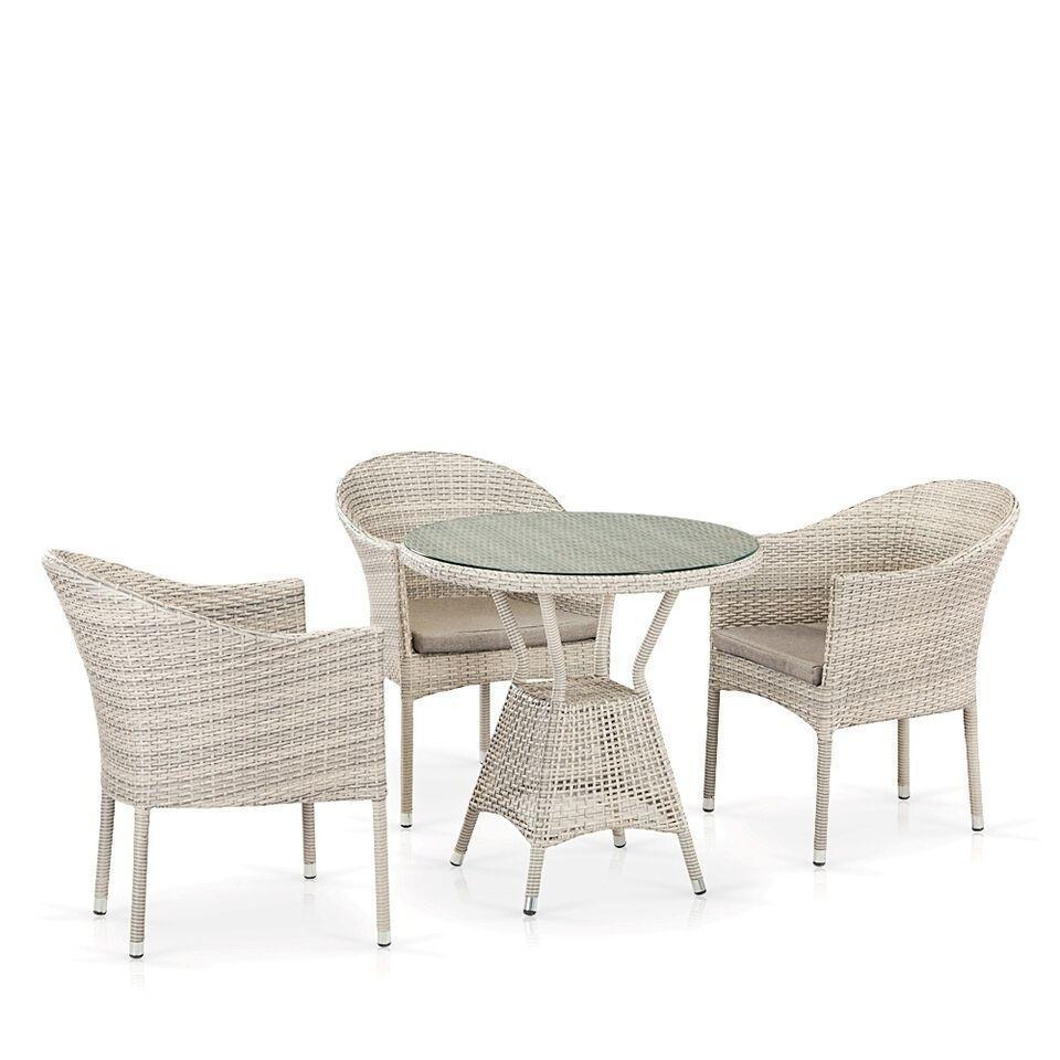 Комплект плетеной мебели