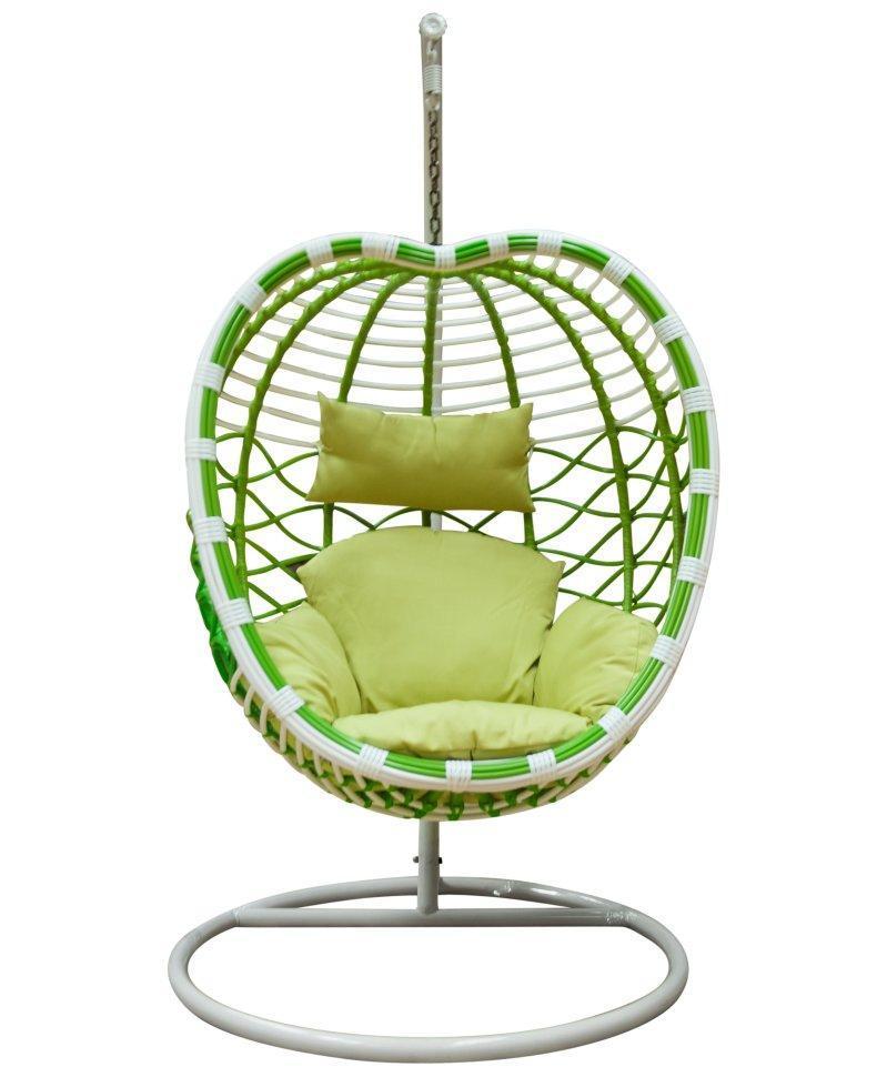 Кресло плетеное подвесное км-0005