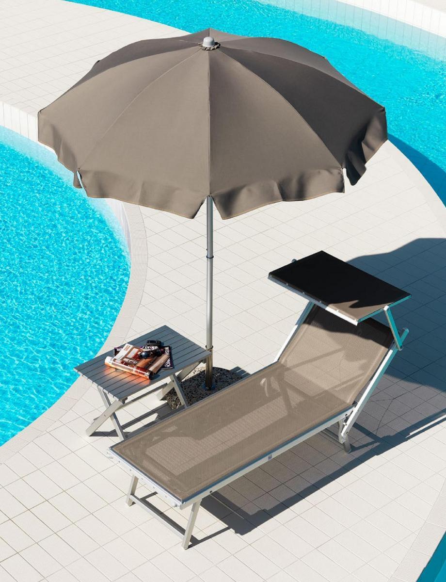 Зонт пляжный профессиональный Cariddi
