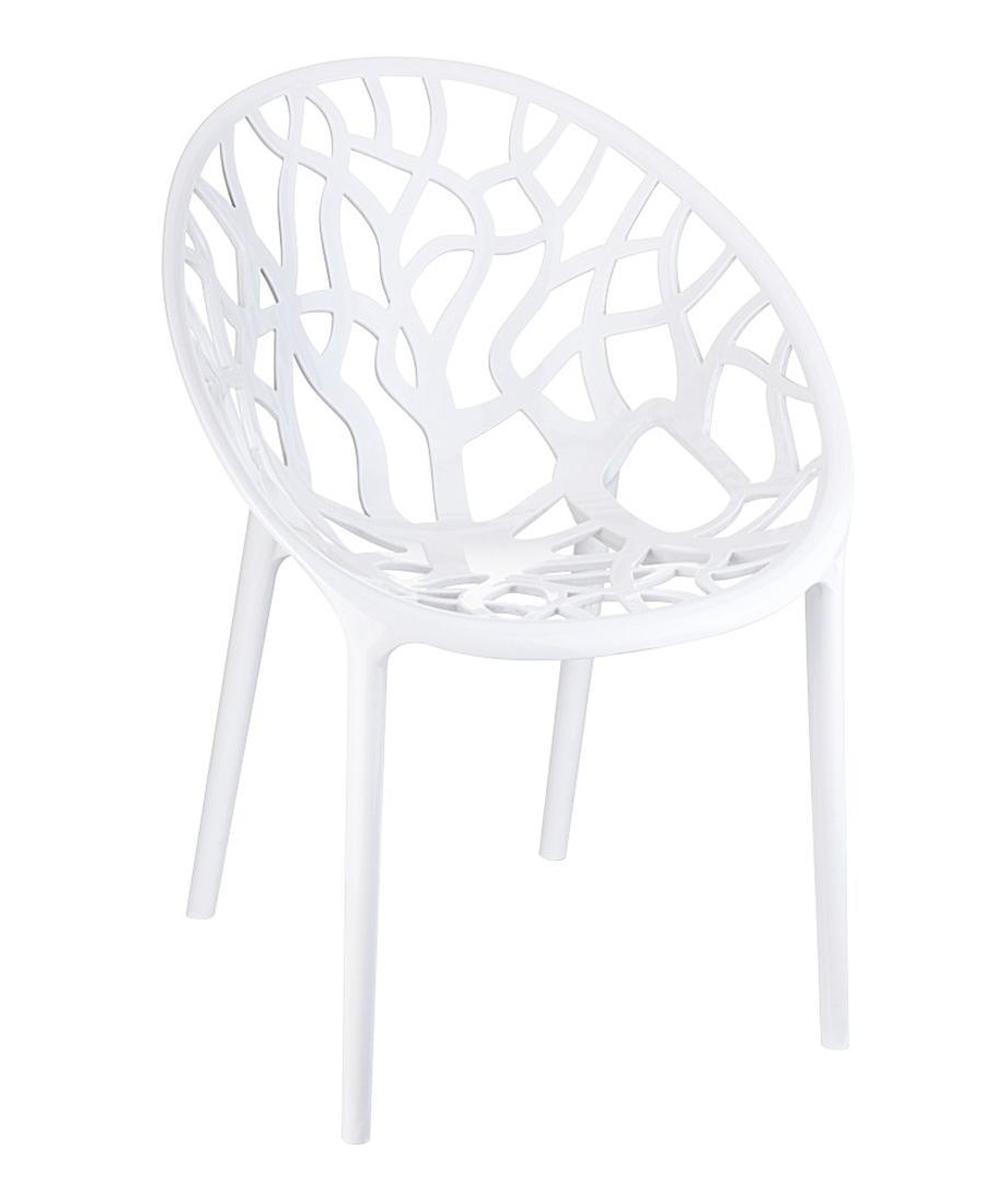 Кресло пластиковое Crystal