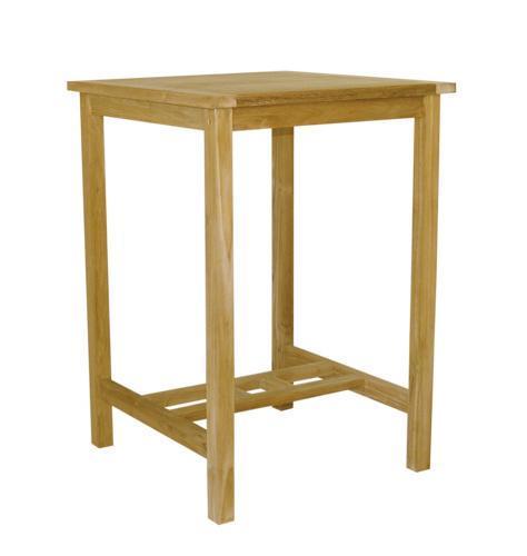 Стол деревянный барный Bar