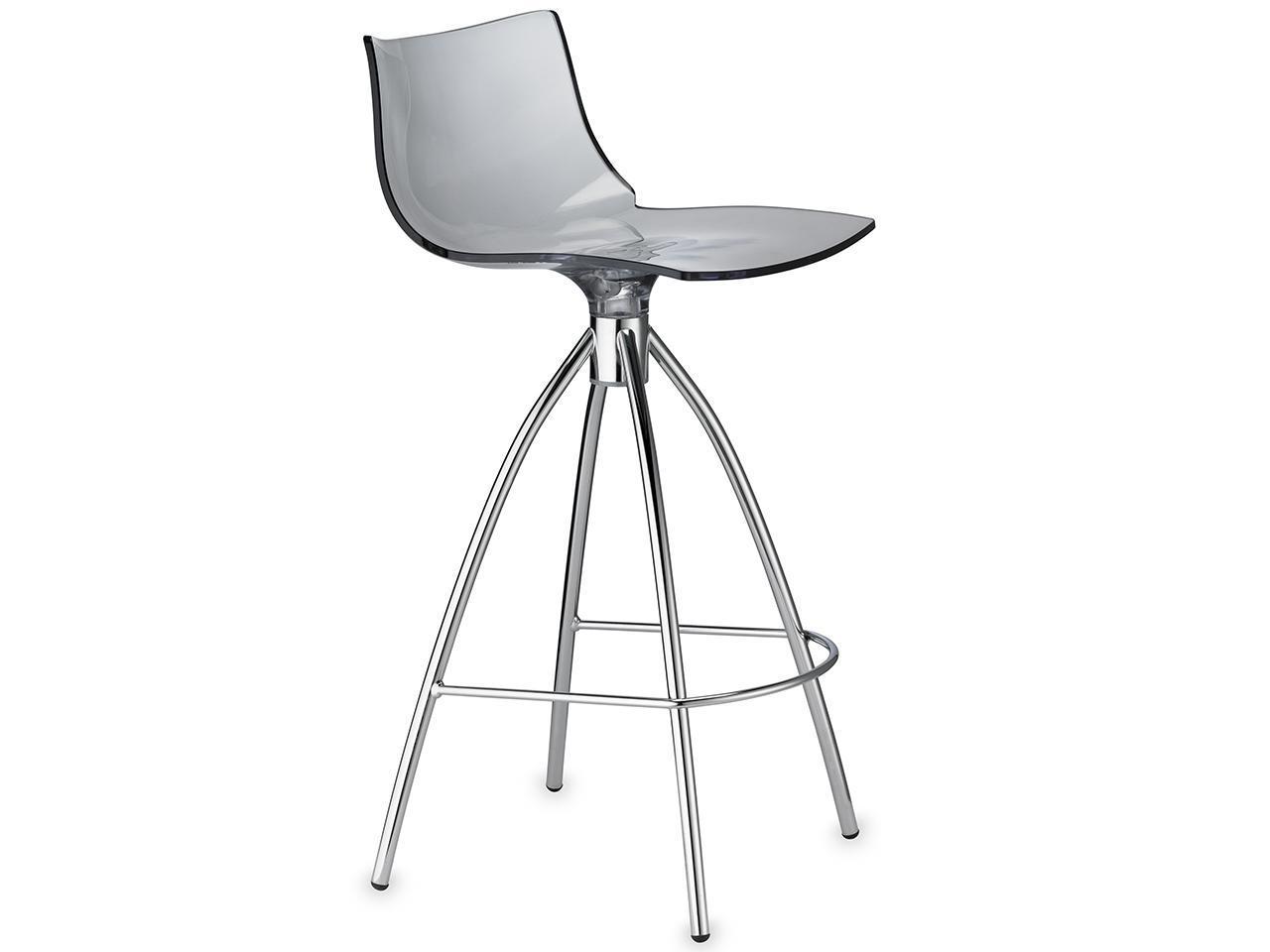 Полубарный пластиковый стул Daylight
