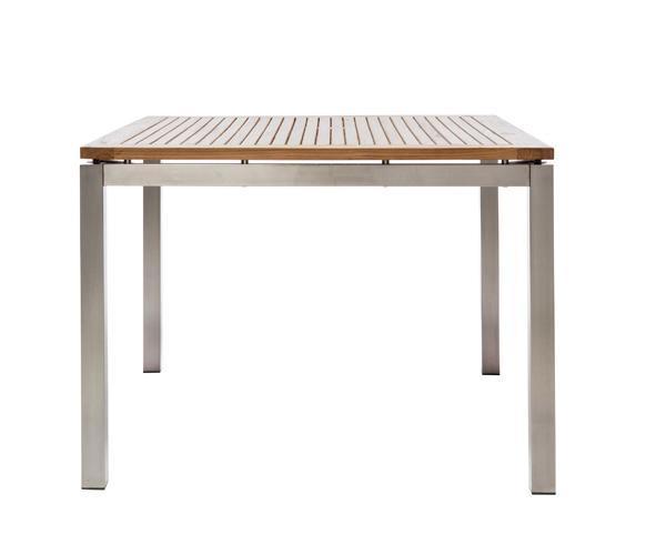 Стол деревянный обеденный Berbeda