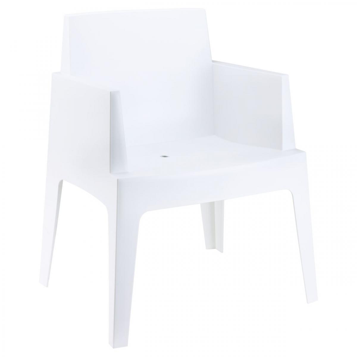 Кресло пластиковое GS 1015