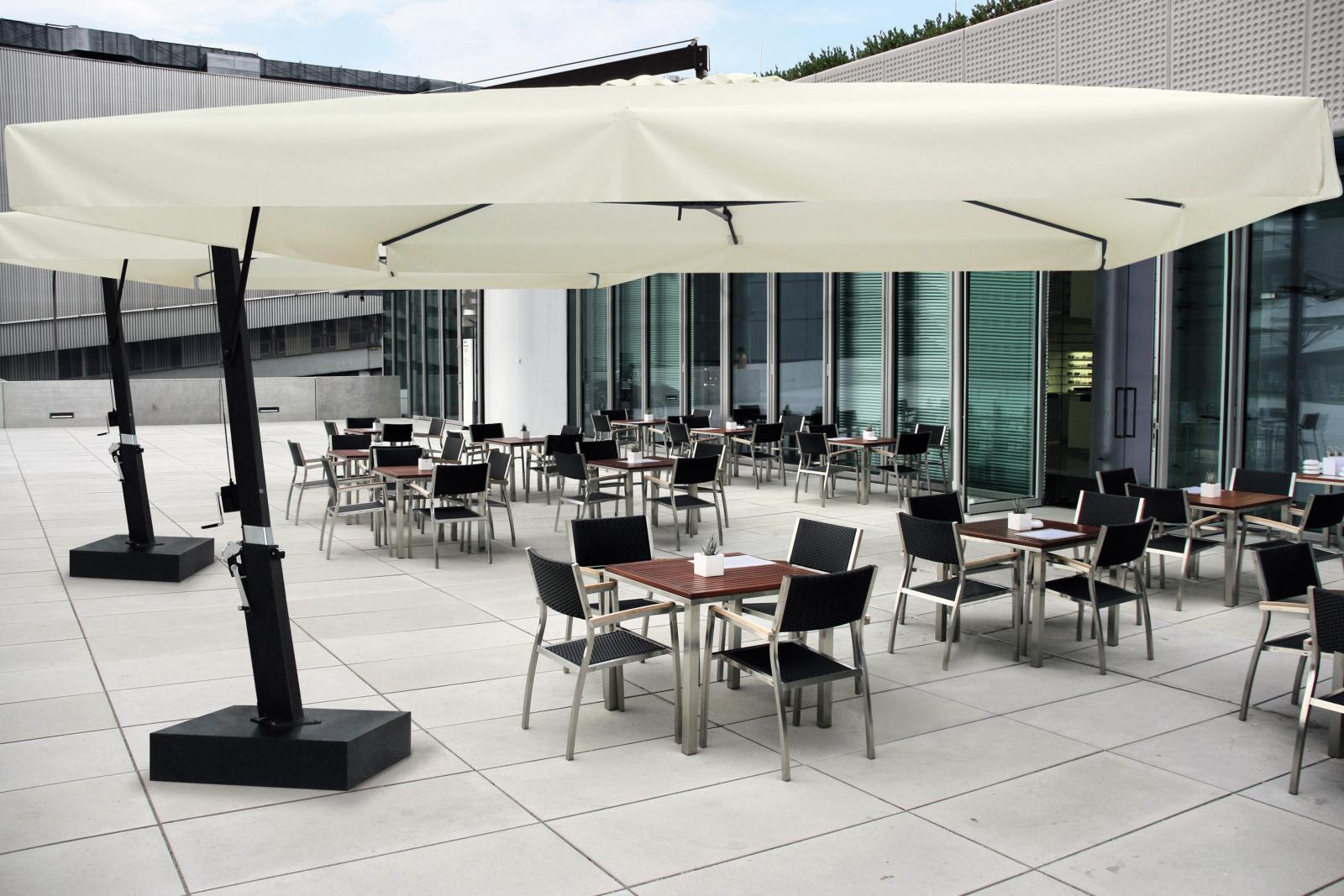 Зонт профессиональный телескопический Eclisse