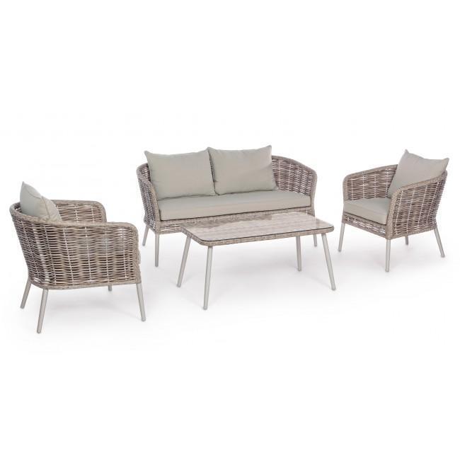 Комплект плетеной мебели Zita
