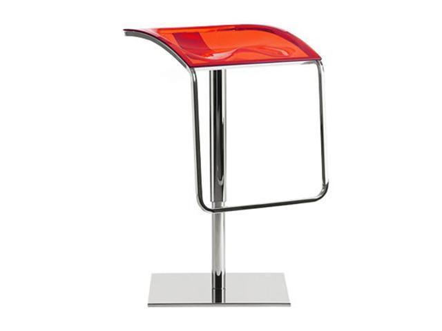 Барный прозрачный стул Arod