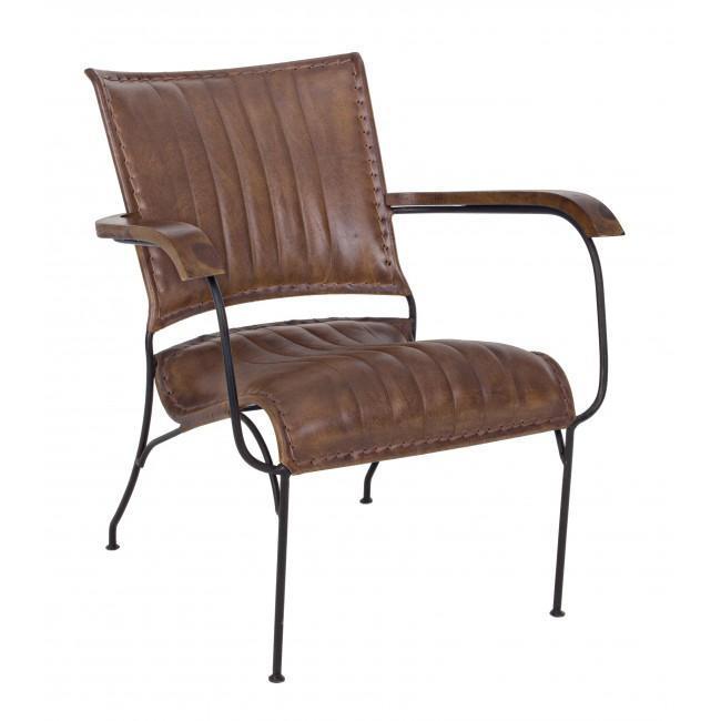 Кресло с обивкой Ashanti