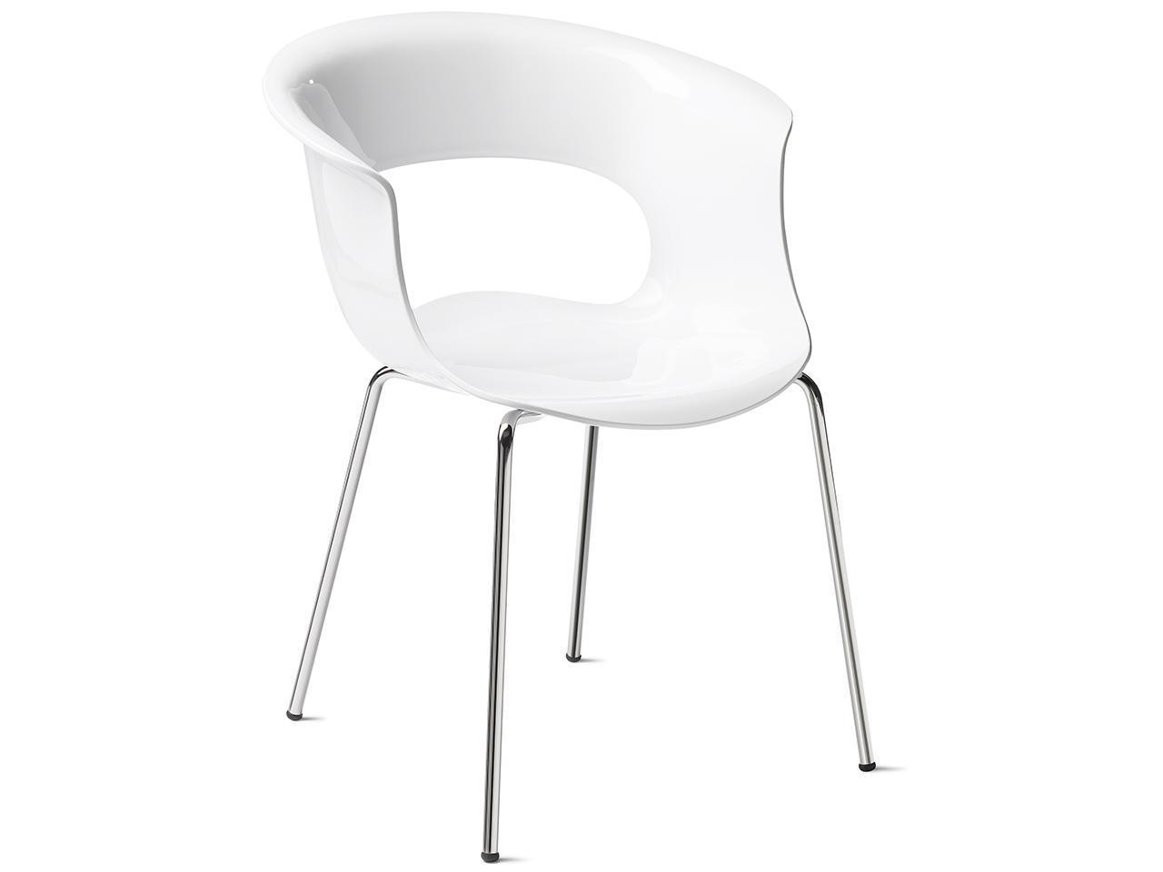 Кресло пластиковое Miss B Antishock