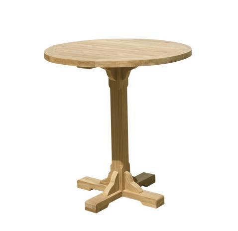 Стол деревянный обеденный Bistrot