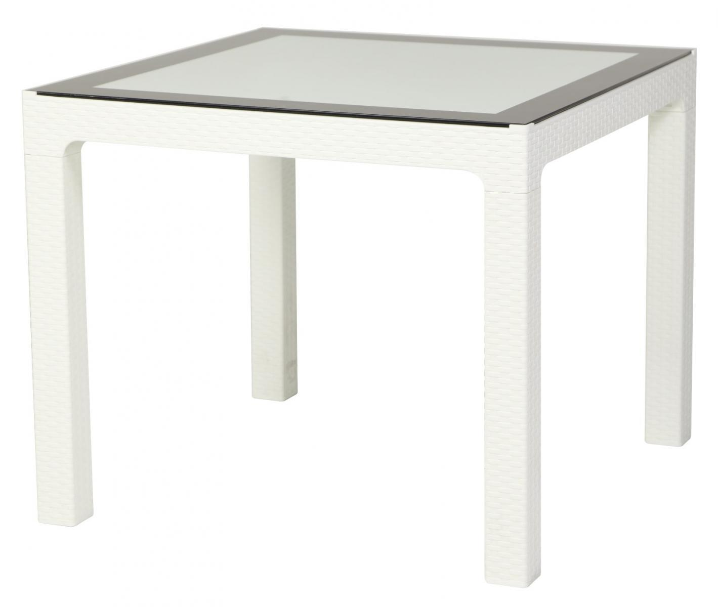 Стол пластиковый Arizona 90x90 Table
