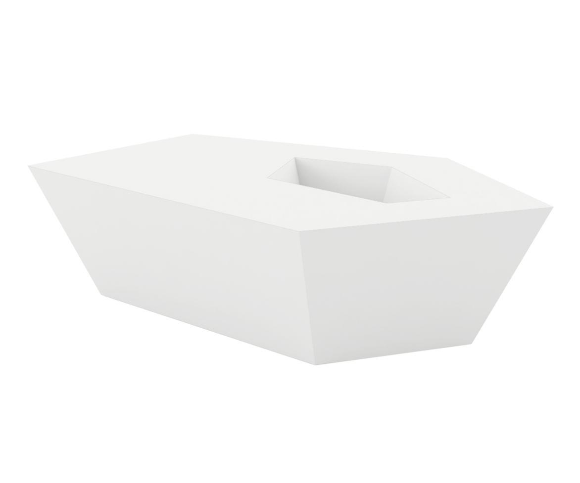Столик пластиковый приставной Faz Sun Chaise table Basic